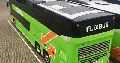FlixBus testează transportul cu un autocar echipat cu panouri solare