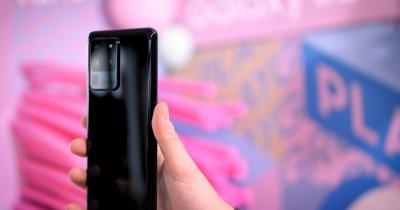 Hands On Samsung Galaxy S20 Ultra - viitorul e cu ecran de 120 de Hz