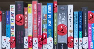 Ce zice Bookster după ce a fost dat în judecată de 10 edituri din România