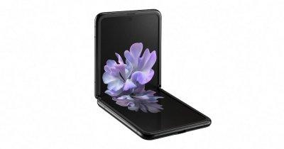 Samsung Z Flip, telefonul pliabil accesibil, prezentat oficial - toate detaliile