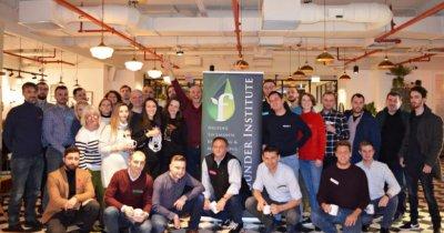 Founder Institute Bucharest: 44 de fondatori lucrează aplicat pe afacerile lor