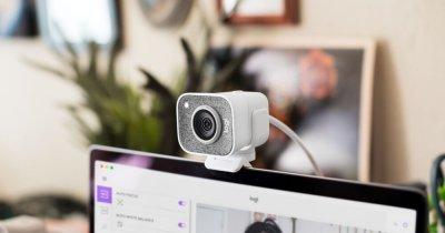 Logitech StreamCam e o soluție de streaming pentru studioul tău de acasă