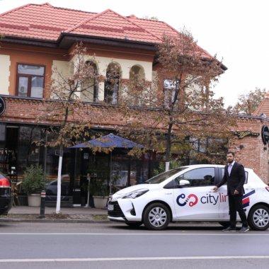 Citylink, serviciul care vrea să înlocuiască 1.000 de mașini, lansat oficial