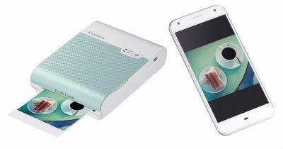 Canon Selphy - imprimanta mobilă ca să printezi fotografiile din telefon