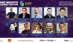 Demo Nights Bucharest: despre investiițile early stage