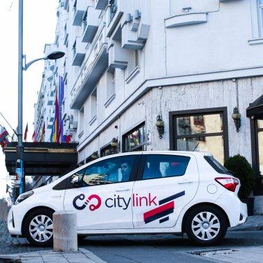 Citylink extindere a serviciului de carsharing. Disponibil și în Ilfov