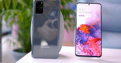 Gama Samsung Galaxy S20, lansată oficial în România