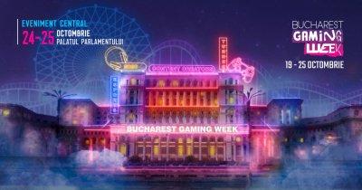 Bucharest Gaming Week, eveniment dedicat jocurilor, revine în toamnă