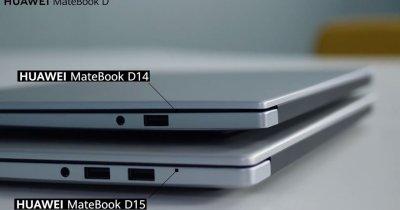 Review Huawei MateBook D14 / D15: Prețuri imbatabile, funcții premium
