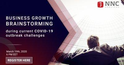 Coronavirus | NNC Services oferă consultanță de marketing gratuită pentru firme