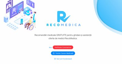 Coronavirus | Triaj și evaluare medicală online gratis