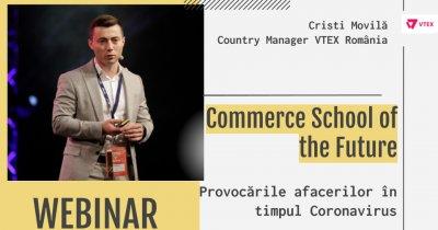 Webinar: Provocările comerțului online pe timpul coronavirus