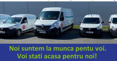 Coronavirus | Pierderi de 35.000 de euro pentru curățătoria Blue Lagoon Clean