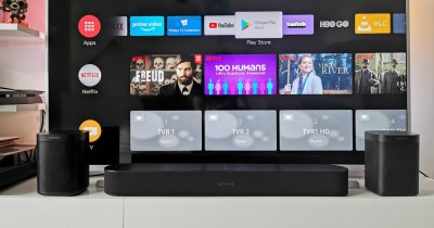 REVIEW Sonos Beam + One SL, sistem home cinema premium
