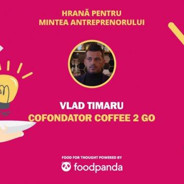 Coffee 2 Go, ceașca ce așteaptă vremuri mai bune