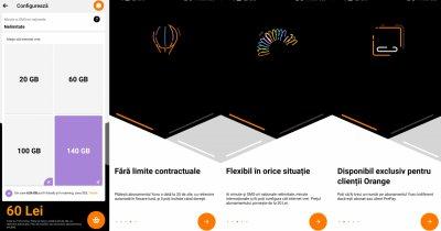 Abonamentul Yoxo de la Orange e 100% digital și fără perioadă contractuală