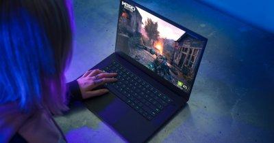 Razer Blader 15, noul laptop de gaming cu dimensiuni compacte