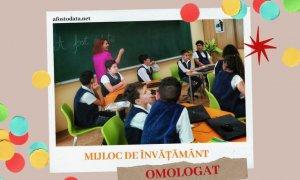 afostodata.net, mijloc de învățământ omologat de Ministerul Educației