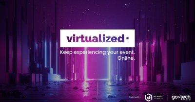 Coronavirus | Virtualized, concept de evenimente online, în contextul crizei