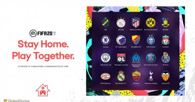 EA aduce fotbaliști celebri să joace FIFA 20 pentru distracția fanilor