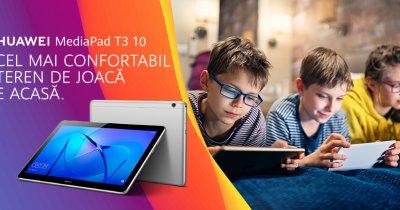 Oferte speciale pentru tabletele Huawei MediaPad - prețuri de la 529 lei