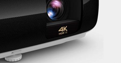 BenQ lansează primul său videoproiector wireless 4K UHD