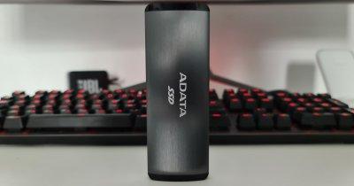 REVIEW ADATA SE760 - dispozitivul mic care insuflă viață în tehnologii vechi