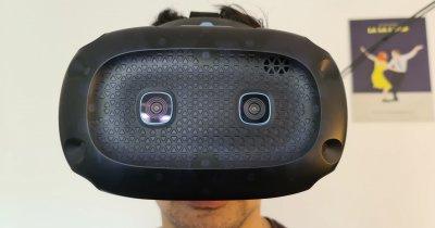 REVIEW HTC Vive Cosmos Elite + Half-Life: Alyx - combinația perfectă pentru VR?