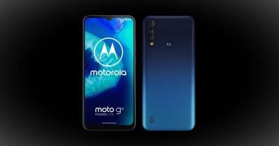 Moto G8 Power Lite, smartphone cu autonomie mare și preț mic, disponibil local
