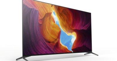 TV-ul Sony XH95 4K HDR Full Array LED, calibrat pentru Netflix, ajunge în România