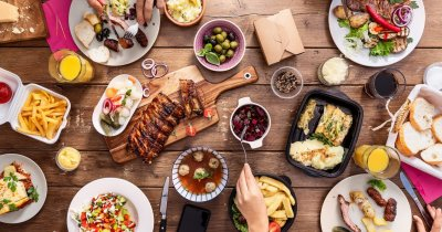 foodpanda oferă o reducere de 30% la produsele restaurantelor din Cluj-Napoca