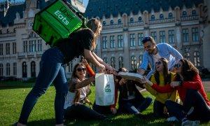 Uber Eats pleacă din România. Când va deveni serviciul indisponibil