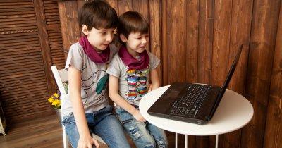 IT4Kids, programul de dotare a elevilor de la sate cu laptopuri și tablete