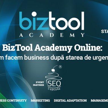 VIDEO BizTool Academy Online - cum facem business după starea de urgență