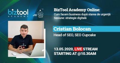 VIDEO Workshop online: S-a închis business-ul offline? Găsește clienți pe net rapid