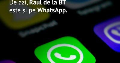 Pandemia digitalizează relația cu băncile: BT lansează chatbot prin WhatsApp
