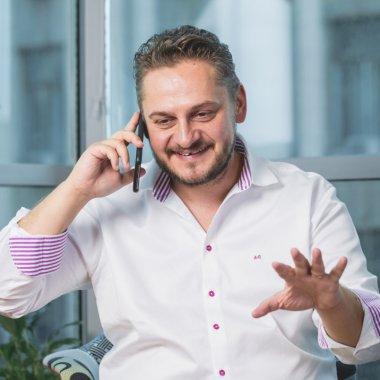 """Podcast   Andrei Gemeneanu, Morphosis: """"Ne plac antreprenorii ambițioși"""""""