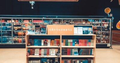Cărturești extinde rafturile de cărți din Mega Image. Rezultatele experimentului