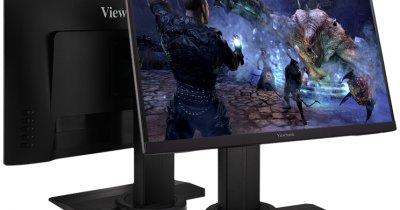 ViewSonic își extinde portofoliul de monitoare de gaming