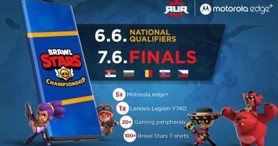 E-sports: Turneu de Brawl Stars organizat de Motorola și RUR. Cum poți participa