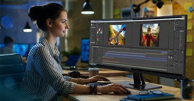 ViewSonic lansează noua sa gamă de monitoare pentru fotografi și editori