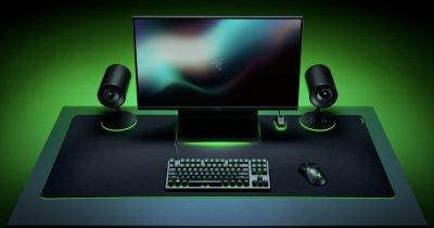 """Razer Gigantus V2 e """"covorul"""" uriaș pentru mouse-ul și biroul tău"""