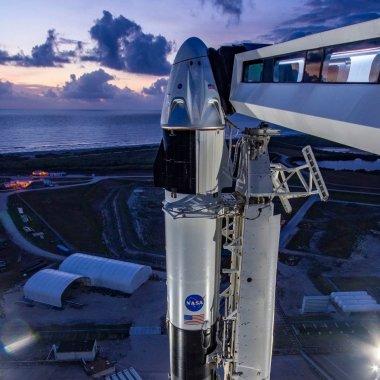 VIDEO NASA și SpaceX: Primul zbor privat spre Stația Spațială (amânat)