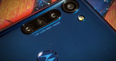 REVIEW Moto G8 Power: Baterie mare, preț mic, performanțe echilibrate