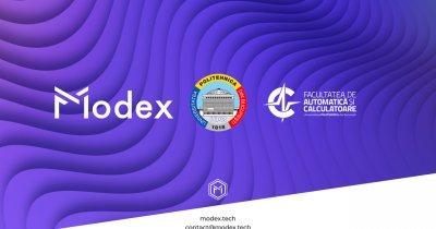 Modex va preda un curs de blockchain la Universitatea Politehnică