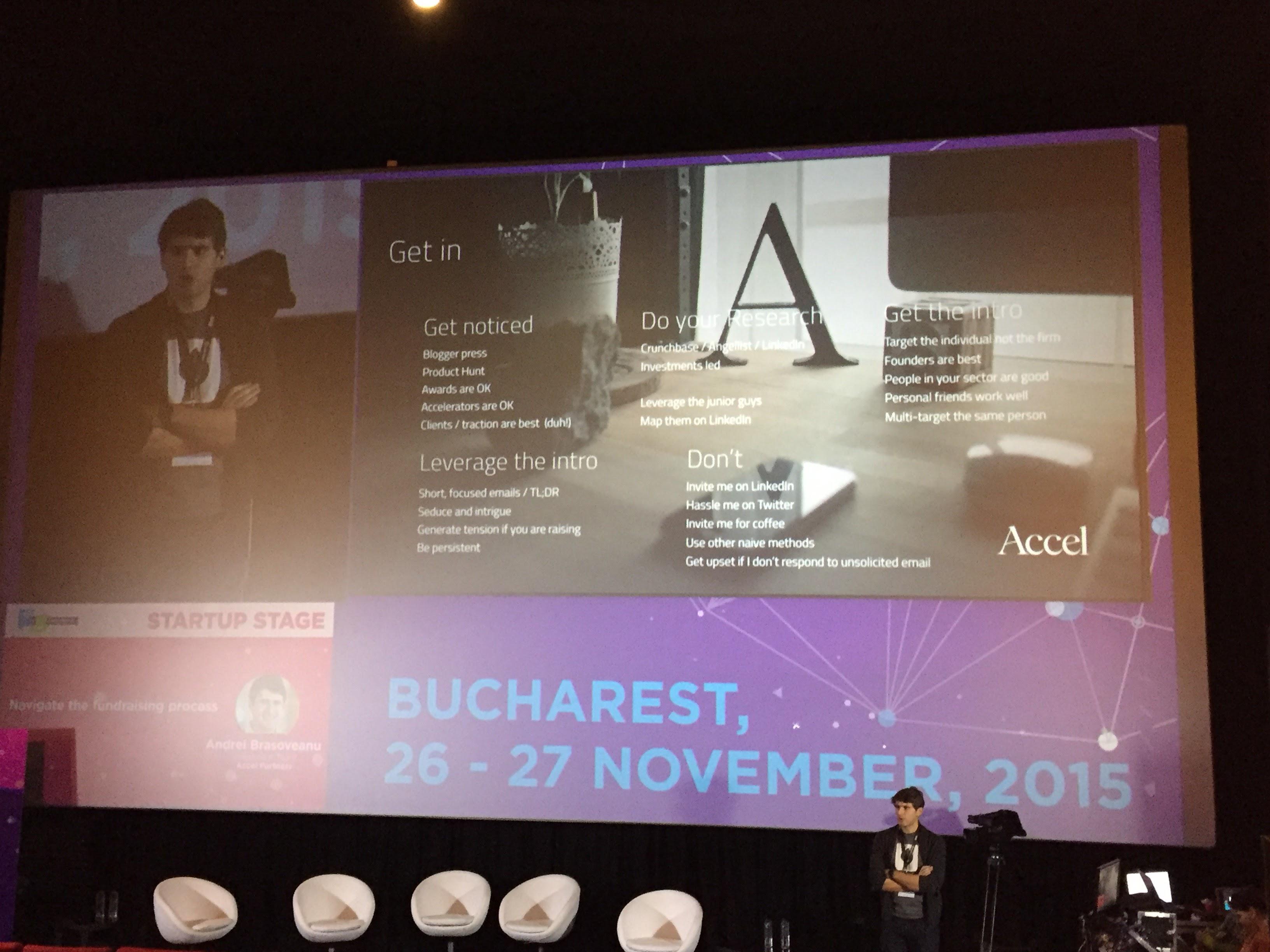 Andrei Brașoveanu Accel Partners