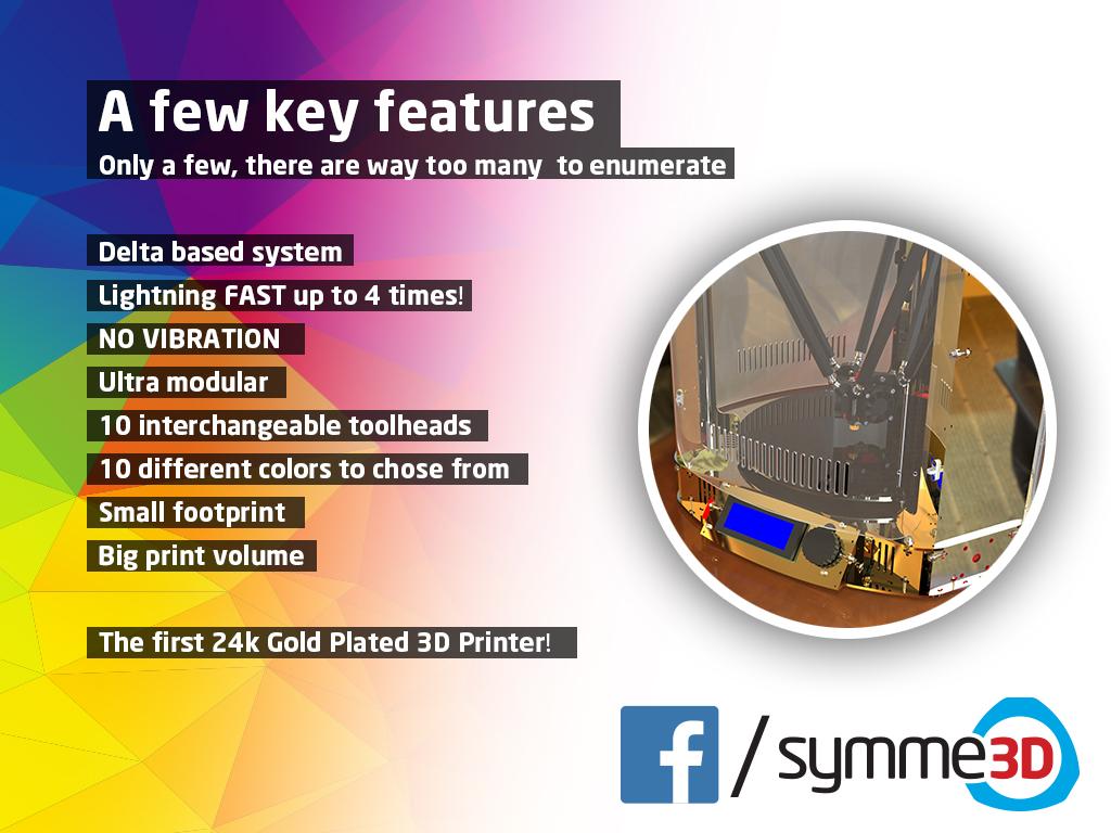 symme features