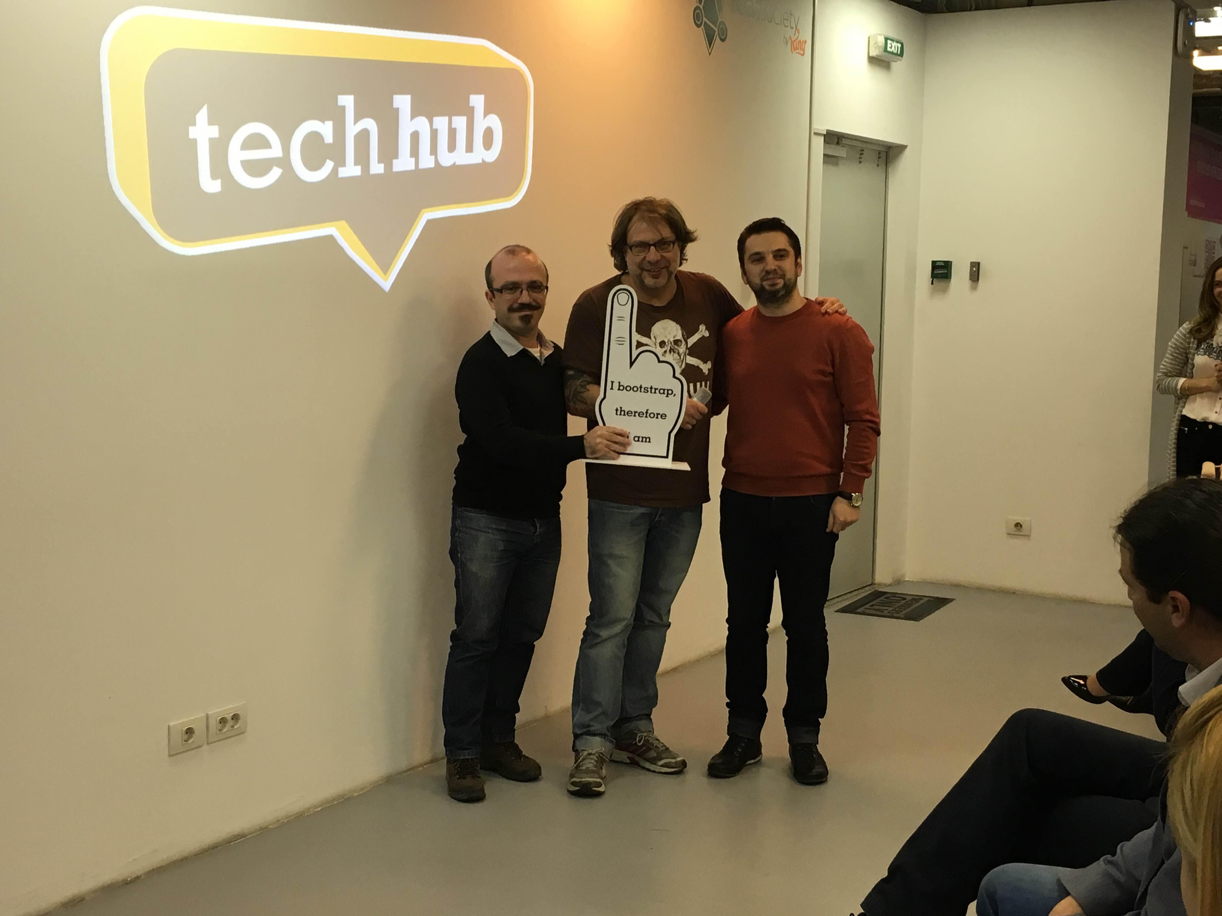 SmartHut best startup
