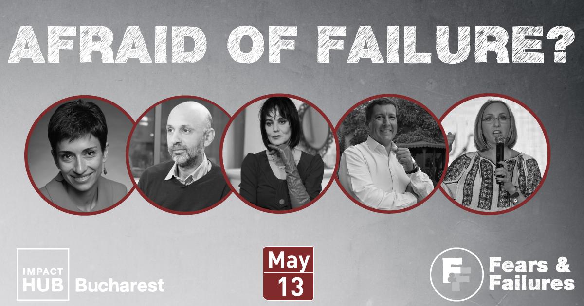 Vizual 1 Conferinta Fears&Failures