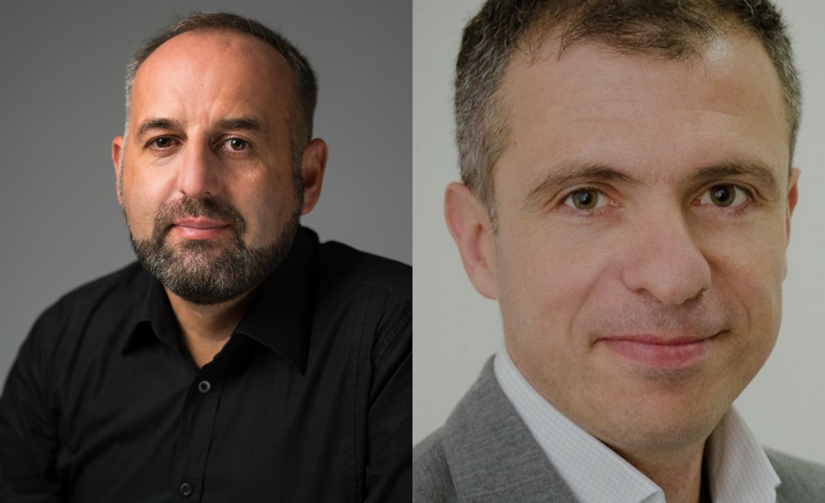 Alin Stanciu și Bogdan Popescu